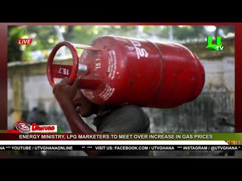 Energy Ministry, LPG marketers to meet over increase in gas prices