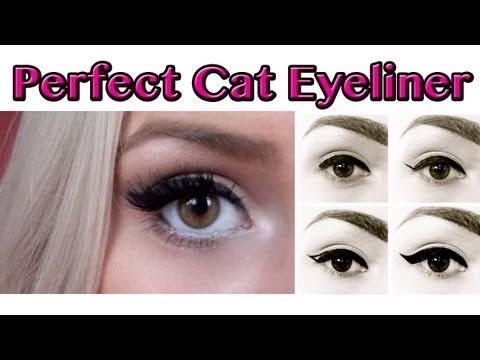 Neutral Cat Eye Tutorial