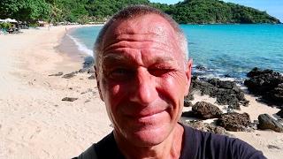 Обман в Паттайе на 3000 бат! Обзор пляжа Ао Прао на острове Ко Самет, Таиланд