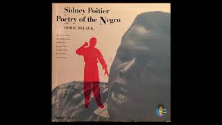 Sidney Poitier In The Poetry of the Negro (1955)