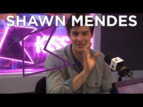 Shawn Mendes on There's Nothing Holdin' Me Back, Camila Cabello & more!