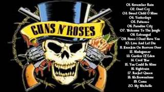 Best Of  Guns N Roses   Guns N Roses's Greatest Hits