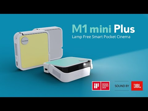 ViewSonic Projector M1 mini Plus