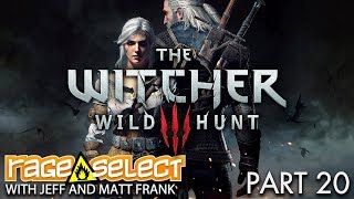 The Witcher 3: The Wild Hunt (Sequential Saturday) - Part 20