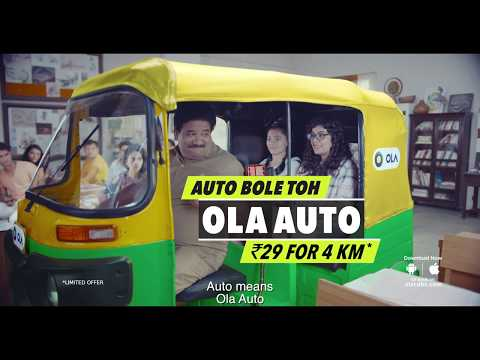 In a global-first, Ola brings its proprietary 'Auto-Connect Wifi' to Auto-rickshaws