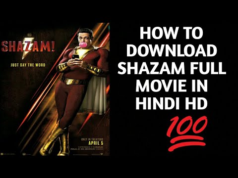 foto de Shazam Movie - Shazam full Movie Download Bluray In Hindi, English ...
