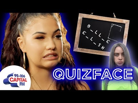 Mabel Can't Spell Billy Eyelash | Quizface | Capital