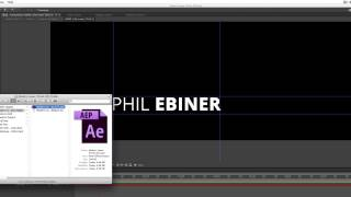 How to Import One After Effects Composition into Another Project