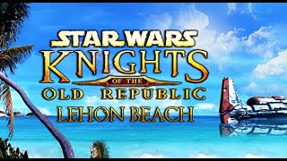 Star Wars: Knights of the old Republic Ambient Music Rakata Prime