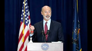 Pennsylvania governor brands Trump 'disgraceful' for seeking to stop vote counting in state