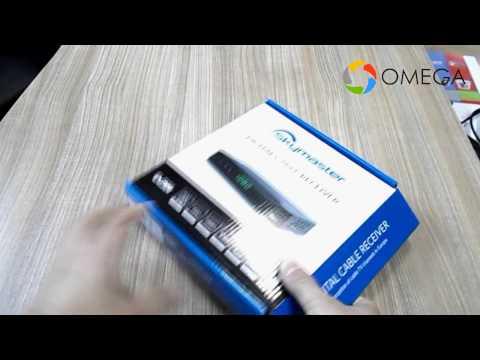 Skymaster HD-XC2-03, кабельный ресивер DVB-C, Conax, DV-crypt