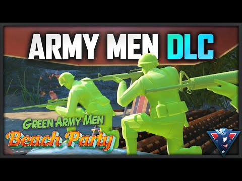 GREEN ARMY MEN DLC - Rising Storm 2: Vietnam