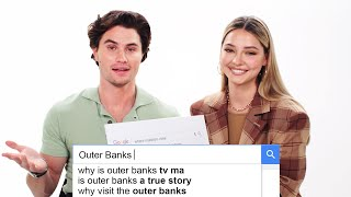 Outer Banks Cast Answer the Web's Most Searched Questions | WIRED