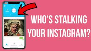 who is stalking your instagram ?