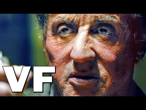 RAMBO 5 LAST BLOOD Bande Annonce VF # 3 (NOUVELLE, 2019)