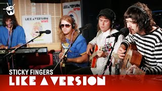 Sticky Fingers   'Rum Rage' (live For Like A Version)