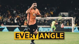 INCREDIBLE Neves goal v Manchester United | Every Angle