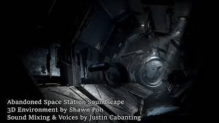 Abandoned Space Station Soundscape (Alien: Isolation Inspired Soundscape)