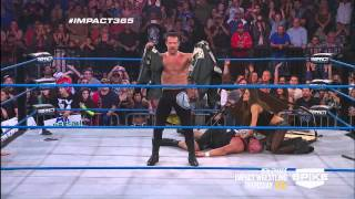 #IMPACT365:  Mr. Anderson eliminates The Aces and Eights