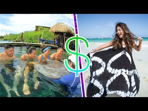 CANCUN & TULUM 2017 – How much it cost for a 6 day trip 🚀