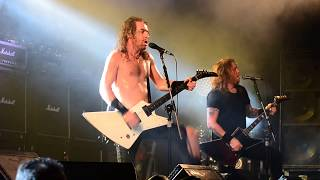 You Wreck Me (En vivo) - Airbourne  (Video)