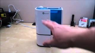 TaoTronics Ultrasonic Cool Mist Home Humidifier Review