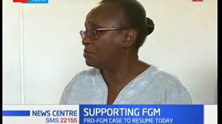 Dr.Tatu Kamau wants FGM to be legalized
