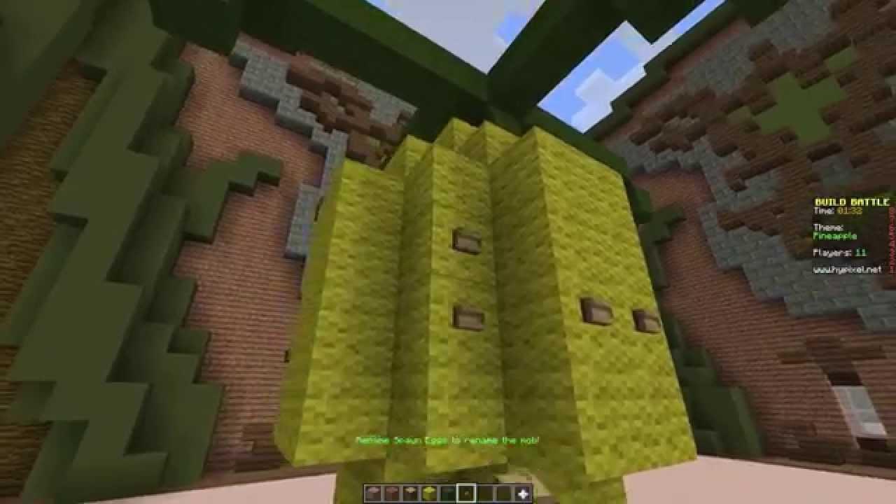 ESPERA…QUÉ???!! – BUILD BATTLE Minecraft