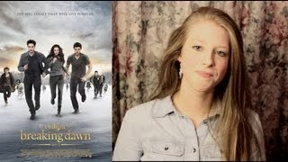 Breaking Dawn P2 Movie Review and Reaction