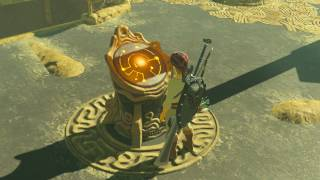 The Legend of Zelda Breath the Wild Shae mosah Shrine