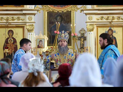 Проповедь митрополита Курганского и Белозерского Даниила в Порт-Артурском храме города Кургана