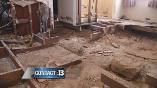Local couple dealing with a real life 'Money Pit'