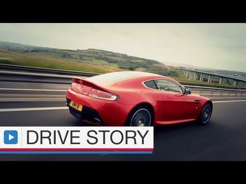 Aston Martin V8 Vantage road trip to Le Mans 24hrs 2012 | Jon Quirk