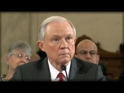 JEFF SESSIONS DID SOMETHING THAT SHOULD GET HIM FIRED FROM OFFICE IMMEDIATELY