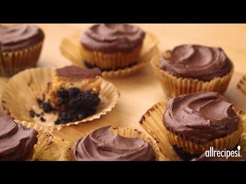 How to Make Peanut Butter Cheesecake Cups | Dessert Recipes | Allrecipes.com