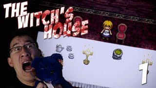 The Witch's House   Part 1   JUMPSCARES I NEVER KNEW