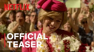 The Crown Season 4 | Official Teaser | Netflix