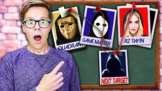 Found Game Master Spy Next Target (Quadrant Chase Reveals Truth about $10,000)