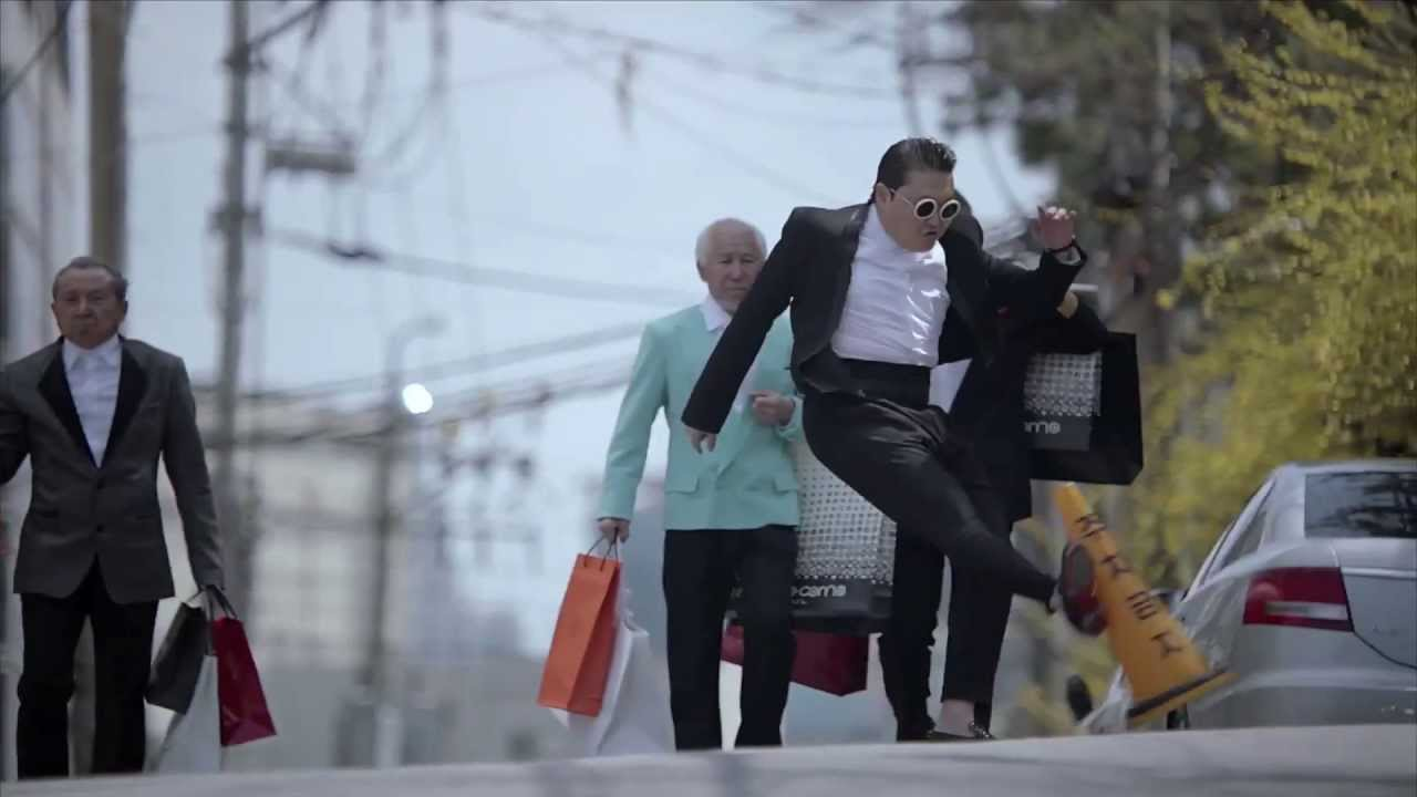 PSY's Latest Video As A Horror Film Trailer