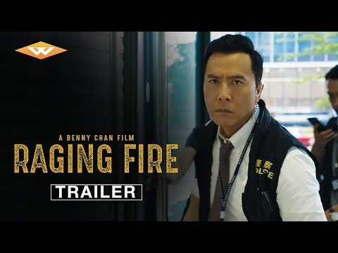 Raging Fire (Trailer)