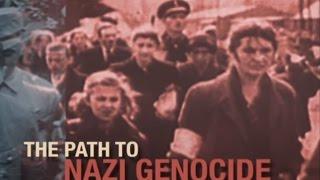 """ナチス、ジェノサイドへの道  """"The Path to Nazi Genocide"""""""