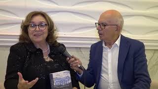 """Lillian Conti Autrice Di """"Where Is God?' Intervistata Da Enzo Di Mauro Insiemetv Ca"""