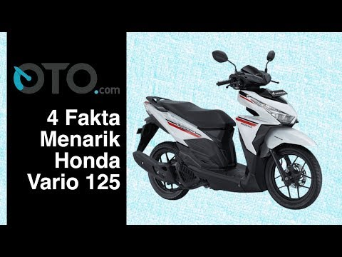 4 Fakta Menarik Honda Vario 125 I OTO.com