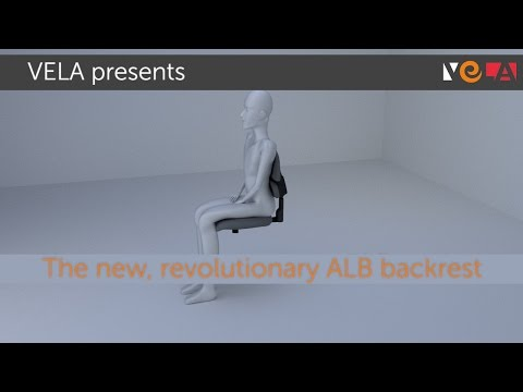 VELA 500 ALB Backrest