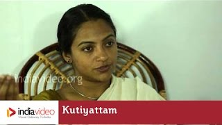 Performing Space for Kutiyattam