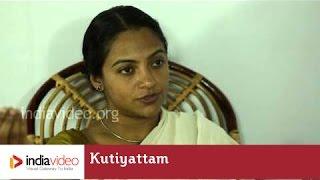 Performing Space for Kutiyattam