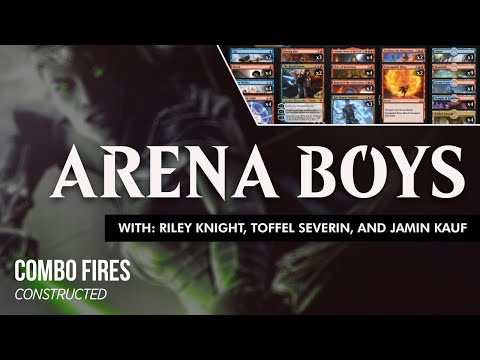 Combo Fires | The Arena Boys