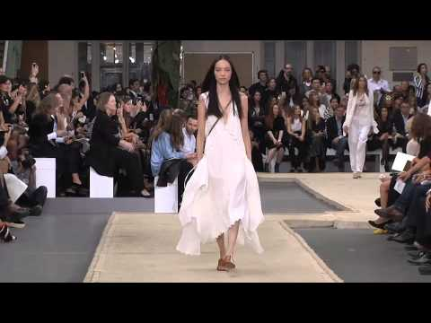 Paris Fashion Week Coverage: Chloé Spring 2014 Collection
