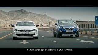 Peugeot GCC Hot Weather Testing