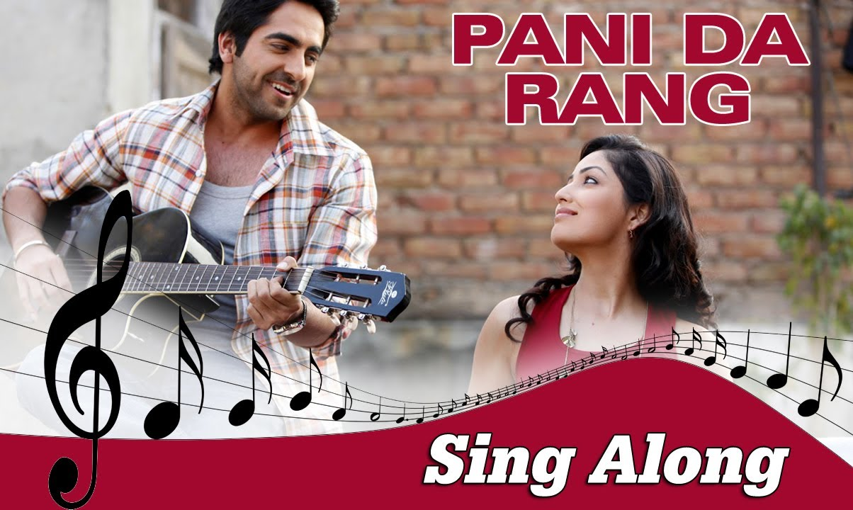 Pani Da Rang Hindi lyrics - Vicky Donor | Ayushmann Khurrana